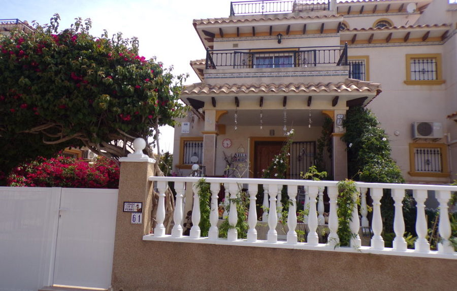 Ref:SN-80869 Quad House For Sale in Cabo Roig