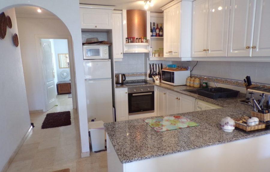 SUN394: Apartment for sale in Villamartin