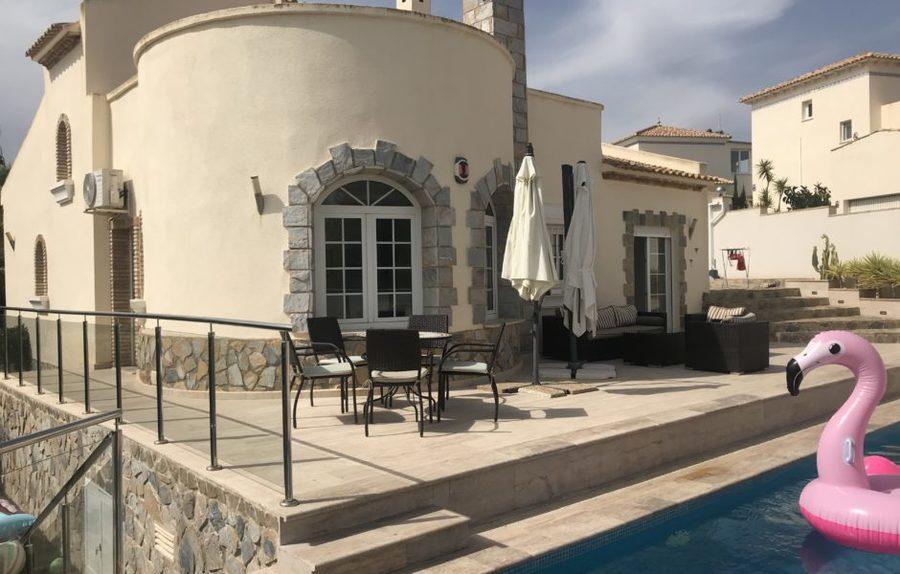 Ref:SN-55290 Villa For Sale in Orihuela Costa