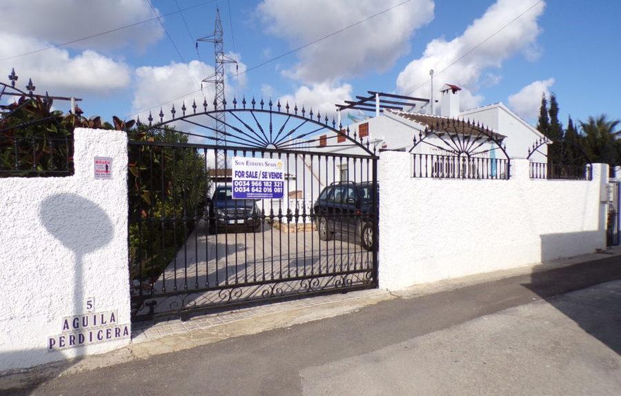 Ref:SN-26684 Finca For Sale in Villamartin