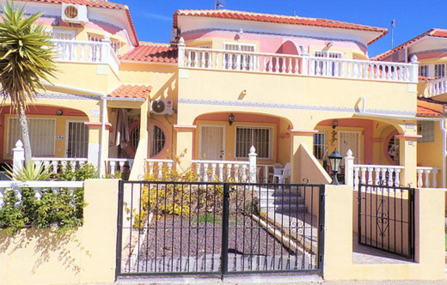 Ref:SN-52324 Townhouse For Sale in Villamartin