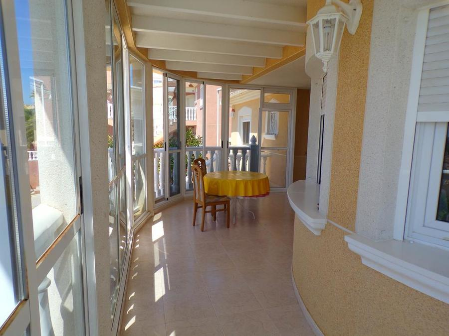 STPA014: Apartment for rent in Villamartin