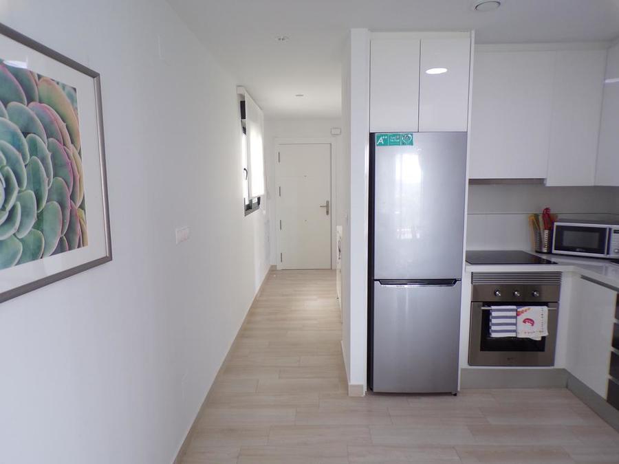 STPB018: Apartment for rent in La Mata