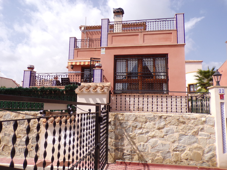Ref:SN-66299 Villa For Sale in San Miguel de Salinas