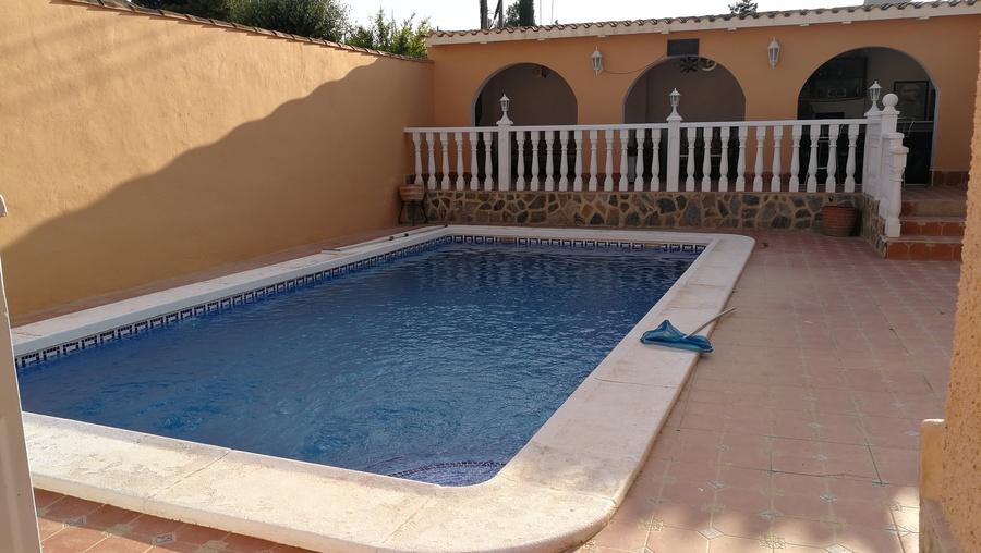 SUN420: Villa for sale in Torremendo ,Sucina