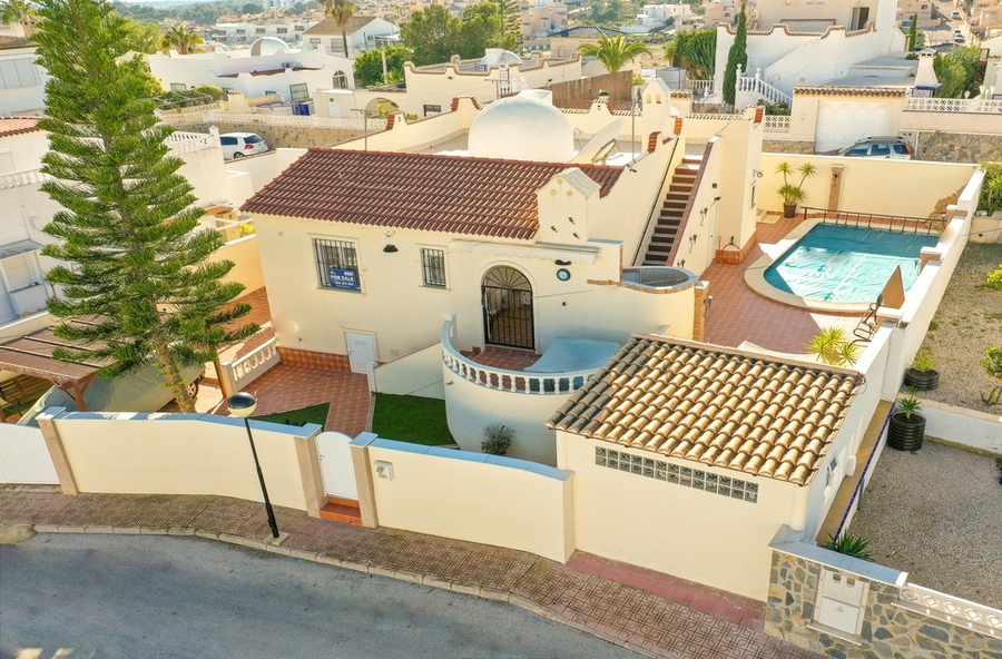 Ref:SN-50979 Villa For Sale in San Miguel de Salinas
