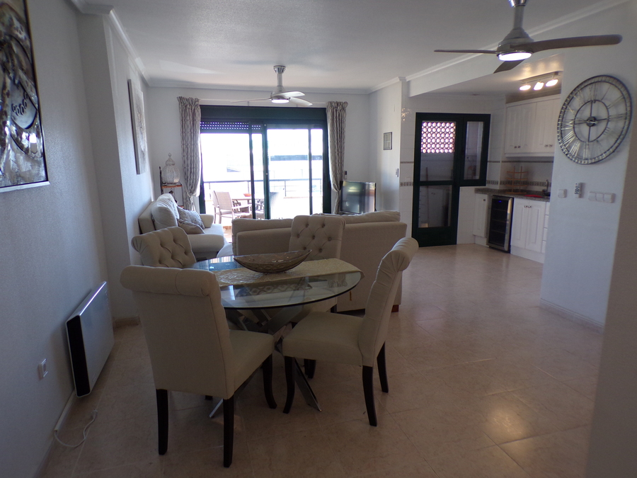 sun437c: Apartment for sale in Campoamor