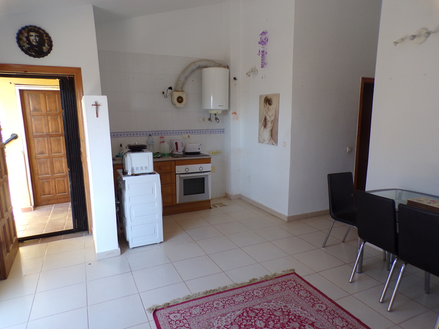 SUN442: Apartment for rent in Villamartin