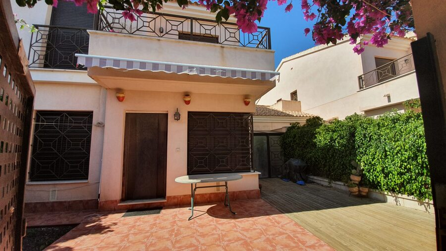 SUN454: Quad House for rent in Murcia ,San Cayetano