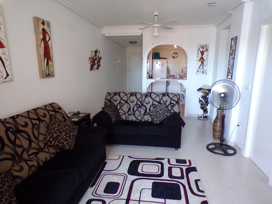 SUN458: Apartment for rent in Sucina