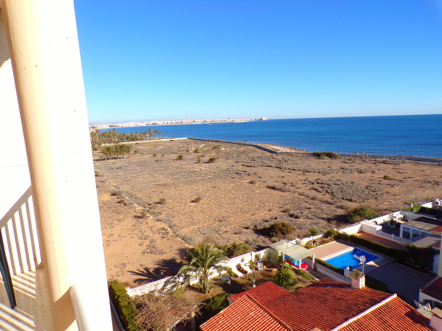 SUN496: Penthouse for rent in Punta Prima