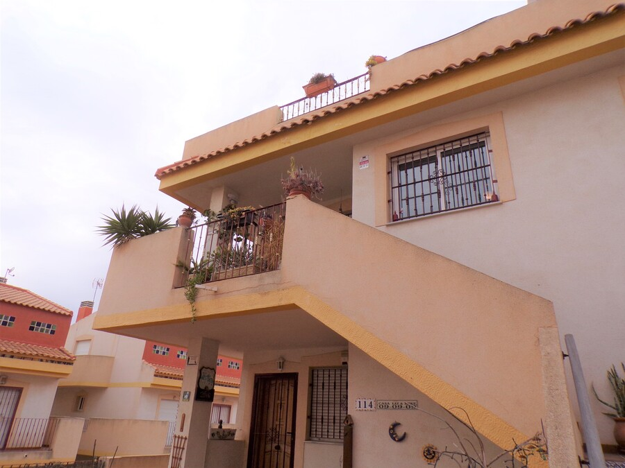 SUN500: Duplex for rent in La Zenia